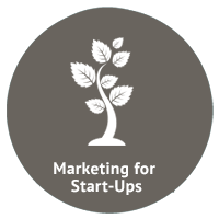marketing for startups grey